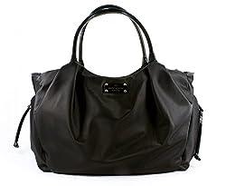 3. Kate Spade New York Basic Nylon Stevie Baby Bag