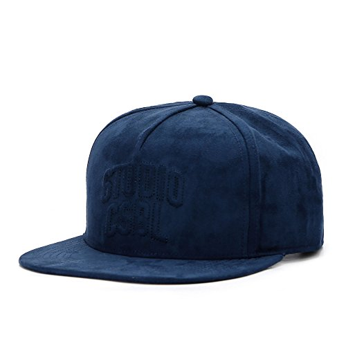 Cayler & Sons Gorra CSBL Snapback& de Beisbol (Talla única - Azul Oscuro)
