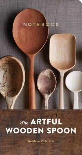 Price comparison product image The Artful Wooden Spoon Notebook Collection