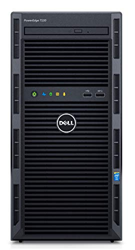 DELL PowerEdge T130 server 3 GHz Intel Xeon E3 v6 E3-1220 v6 Mini Tower 290 W