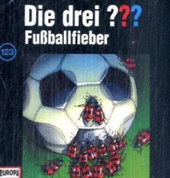 Die Drei ??? - CD / Fußballfieber (Hörspiele von EUROPA)