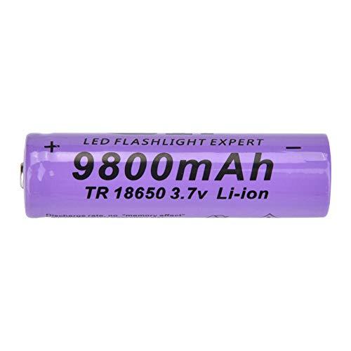 Batería de gran capacidad 4PCS 9800mAh, Batería, para el hogar