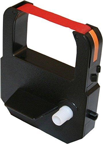Cartucho de cinta de repuesto para relojes Allied Time at-3000-3500 tiempo, tinta roja