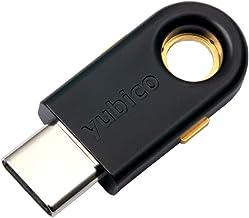 Yubico - YubiKey 5C - USB-C - 2ファクター認証セキュリティキー