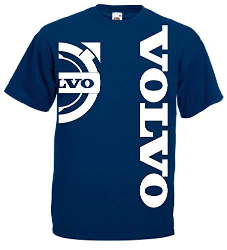 Generico t-Shirt Volvo fh Holland Style Farben Auch für Kinder (XXL, Marineblau)