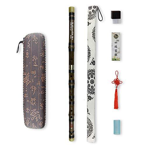 Flauto Dizi in bambù per principianti, tonalità...