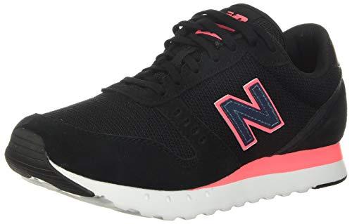 New Balance Zapatillas para Mujer 311v2, Blac Guava, 6 M US