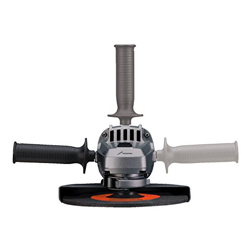 BLACK+DECKER Angle Grinder Tool, 4-1/2-Inch, 6 Amp (BDEG400)