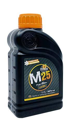Kopfgetriebeöl M25 Marillen Likör 25% Volume 0,5l Liköre