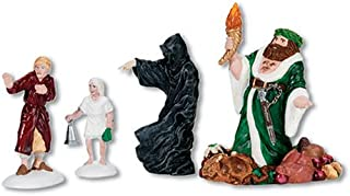 Department 56 Dickens A Christmas Carol Village Three Spirits Visit Accessory Figurine