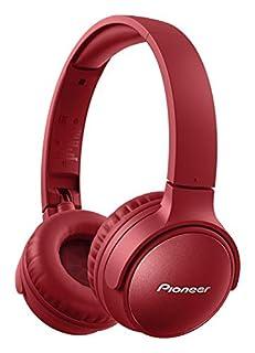 Pioneer S6 Wireless ANC Kopfhörer (faltbar, Geräuschunterdrückung, 30 Stunden Wiedergabe, Schnellladefunktion, Sprachassistenz, Bluetooth 5.0), Rot (B07ZHR8X3Y) | Amazon price tracker / tracking, Amazon price history charts, Amazon price watches, Amazon price drop alerts
