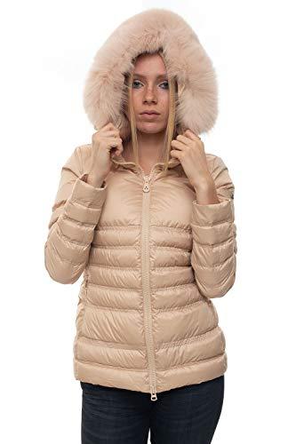 Peuterey Giubbino Donna Bell Mq Fur PED3275 AI19 - Timbre, Color Rosa