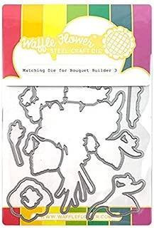 Waffle Flower Craft Die Set - Bouquet Builder 3