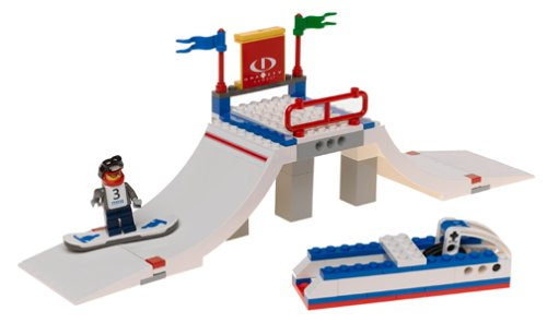 LEGO Sports: Gravity Games Snowboard Big Air Competition