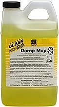 Damp Mop 8 Clean On The Go Dispensed # 473602, 4-2Liter -(1 CASE)