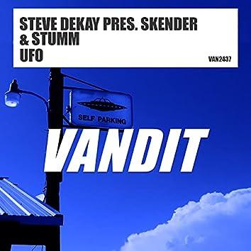 Ufo (Steve Dekay Presents Skender & Stumm)