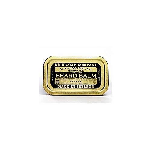 DR K Soap Company Baume à barbe menthe poivrée 50g