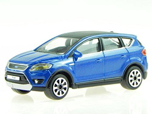 Ford Kuga blau Modellauto 30010 Bburago 1:43