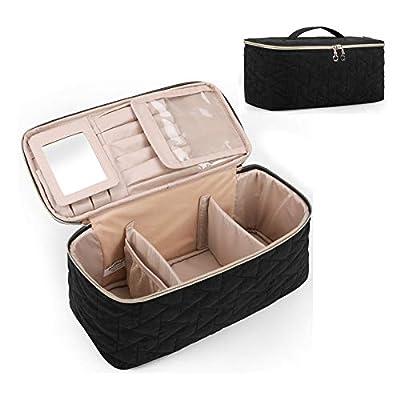 BAGSMART Makeup Bag Cosmetic