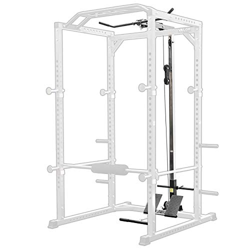 Valor Fitness BD-33 Heavy Duty Power Cage with Multi-Grip Chin-Up Bar