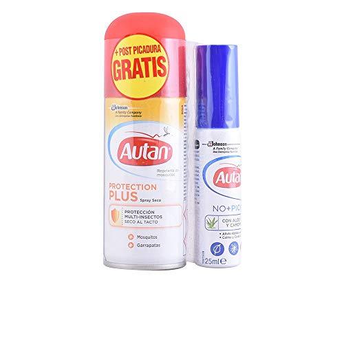 Autan Autan Repelente Mosquitos Spray Seco Lote 2 Pz 1 Unidad 500 g