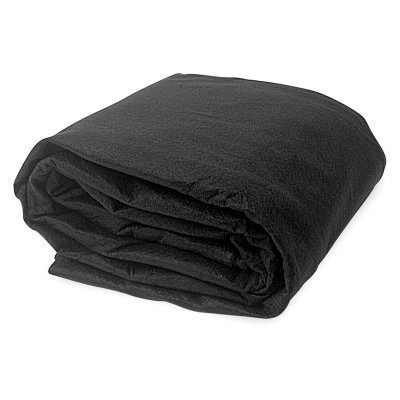 Heavy Duty Pond Underlayment and Landscape Fabric 10x12 (120 sq ft)