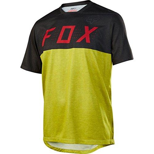 Fox Jersey Indicator, Black/Yellow, tamaño S