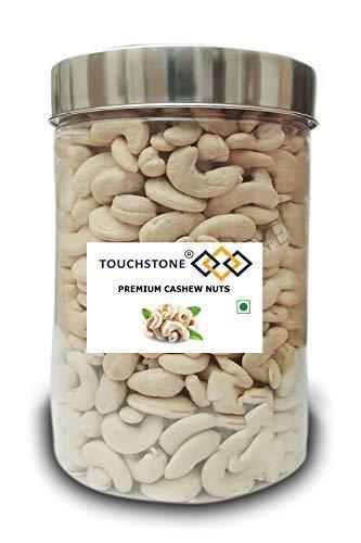 Touchstone W270-1KG Premium Whole Cashew Nuts W270-1000g (1000 Grams)