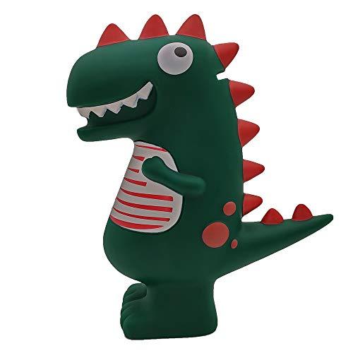 Spardose,Dinosaurier-förmiges Sparbüchse,Sparschwein für Kinder,Münze Geldkasten