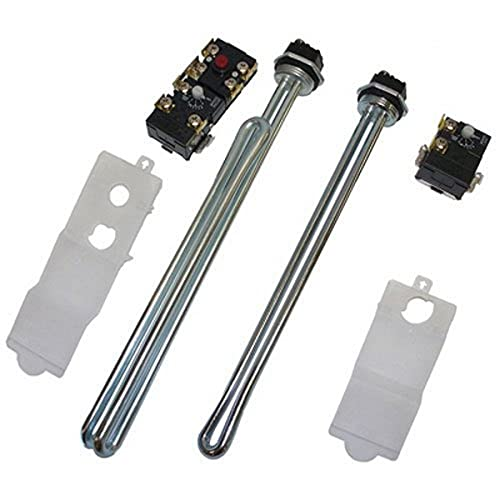 Reliance Water Heater 100109136 Electric Water Heater Plumber Repair Pack, Includes 1 Each Upper Thermostat