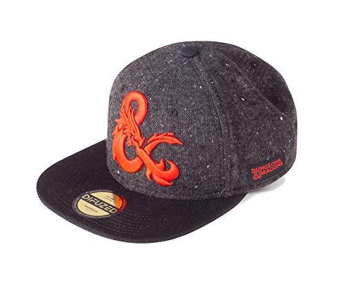 Dungeons and Dragons - Logo - Cap | Original Merchandise