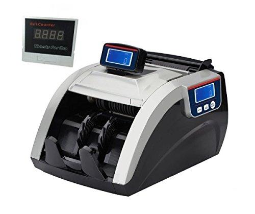 Conta banconote/Contabanconote con rilevatore di banconote false/Money detector professionale Deluxe