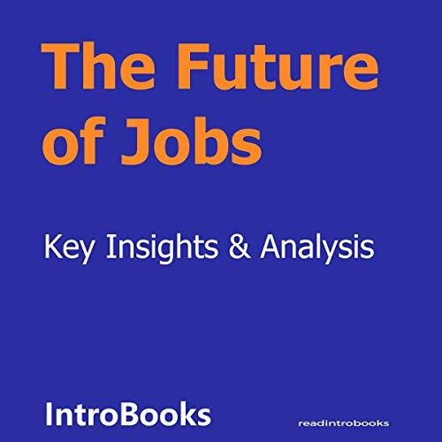 Future of Jobs cover art