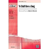 音楽ブック - アルフレッド00-32881あなたがたは、ソングを持たなければなりません