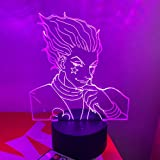 3d Night Lamp Led Touch Colorful Nightlight For Children Dec
