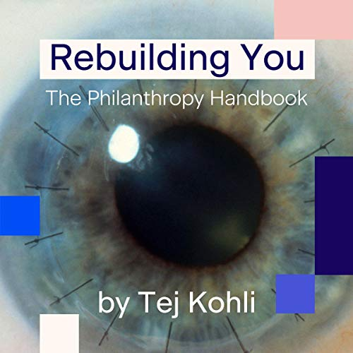 Rebuilding You: The Philanthropy Handbook cover art