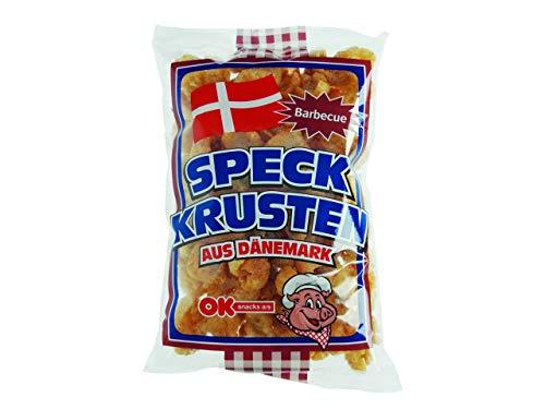 Ok Snacks Bacon Bbq Chips 175g, 8er Pack (8 x 175 g)