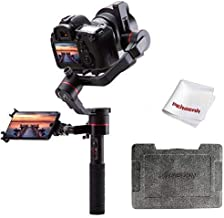 Accsoon A1-PRO Professional 3-Axis Handheld Gimbal Stabilizer for Cameras Loading 3.6KG Cine Eye 1080P Wireless Image Transmission,Low Latency & Real-time Monitoring, Support Custom 3D Lut Loading