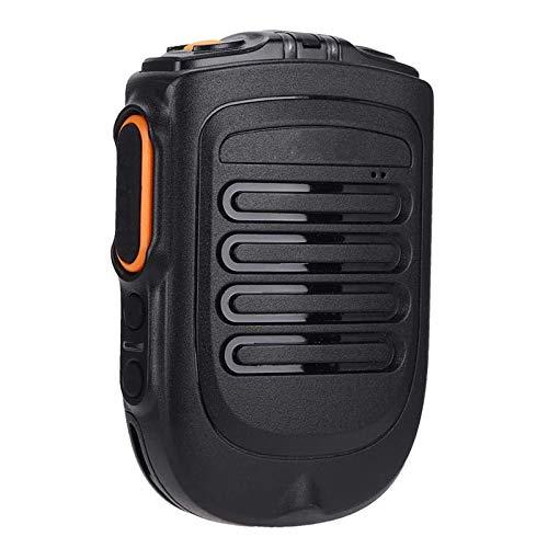 QCHEA Michiper inalámbrico, micrófono de Mano PTT, Walkie Talkie Speaker 2000MA / 3.7V Durable para el hogar