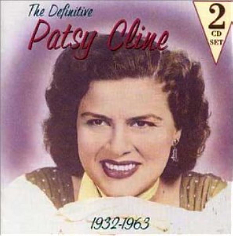Definitive Patsy Cline