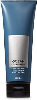 Bath and Body Works Ocean for Men Ultra Shea Body Cream 8oz Tube