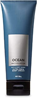 Bath and Body Works Ocean for Men Ultra Shea Body Cream 8oz Tube