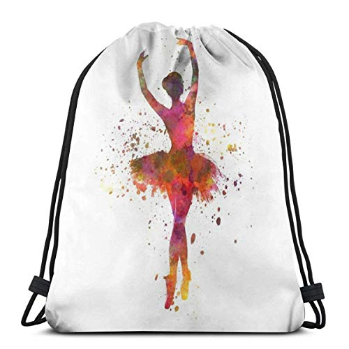 You Enjoy -Tramps Drawstring Backpack Sport Bag Gym Sack