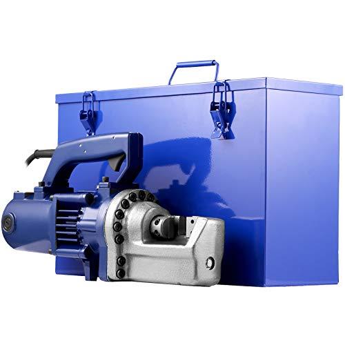 Happybuy Rebar Cutter, 1350W 110V Electric Hydraulic Rebar Cutter with Jaw Blades Cut 7/8inch 22mm Rebar within 4.5 sec