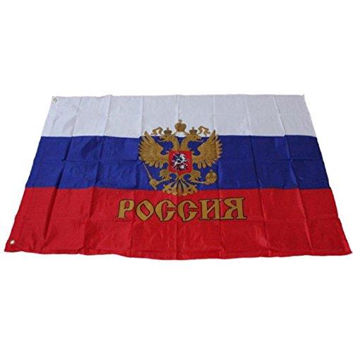 Vovotrade 3x5 'ft Russische Föderation Präsidenten Standard Präsident von Russland Flagge Fahne