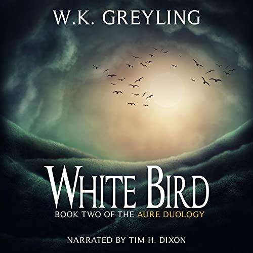 White Bird Audiobook By W. K. Greyling cover art