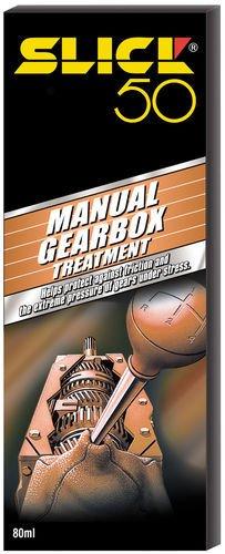 Slick 50Manual Gear Box tratamiento 80ml–Protección contra la fricción y estrés