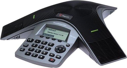 Polycom SoundStation Duo VoIP Konferenztelefon
