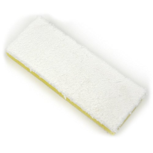 Casabella Microfiber Magnet Mop (Version 2) Refill, 1-Count, Blue/Yellow
