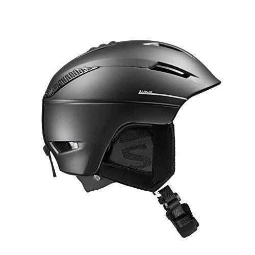 サロモン(SALOMON) スキーヘルメット スノーボードヘルメット メンズ RANGER² C.AIR Black XLサイズ L39124400